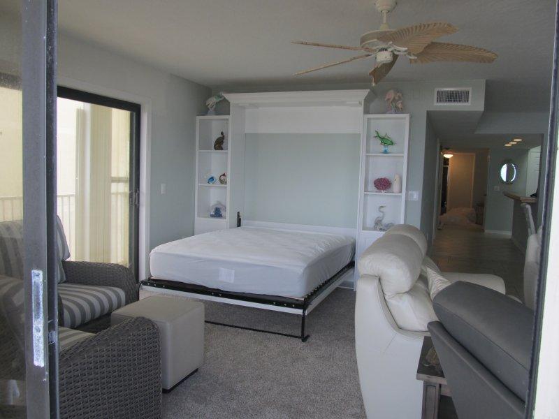 Murphy Bed opened