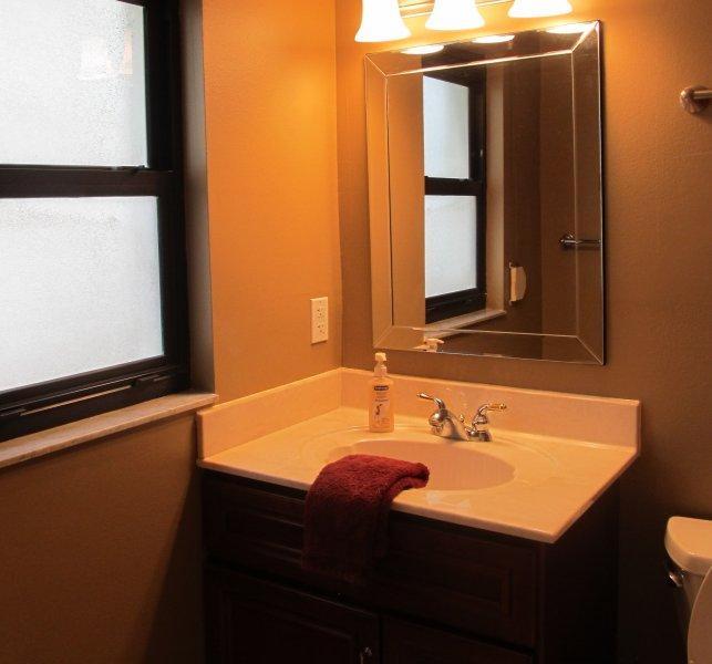 Master Bathroom...2nd vanity