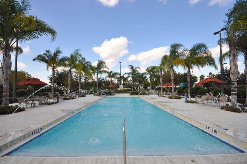 Centre Court Ridge Pool & Spa