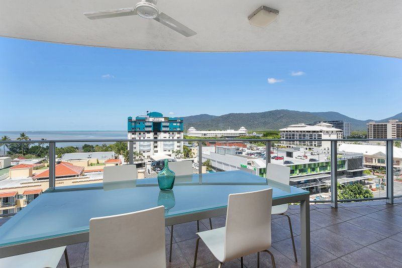 city apartments 902, aluguéis de temporada em Cairns