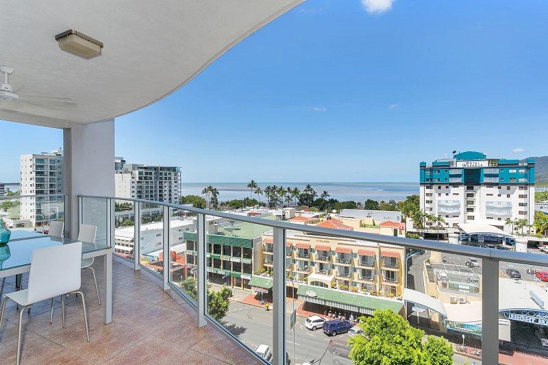 city apartments 1002, aluguéis de temporada em Cairns