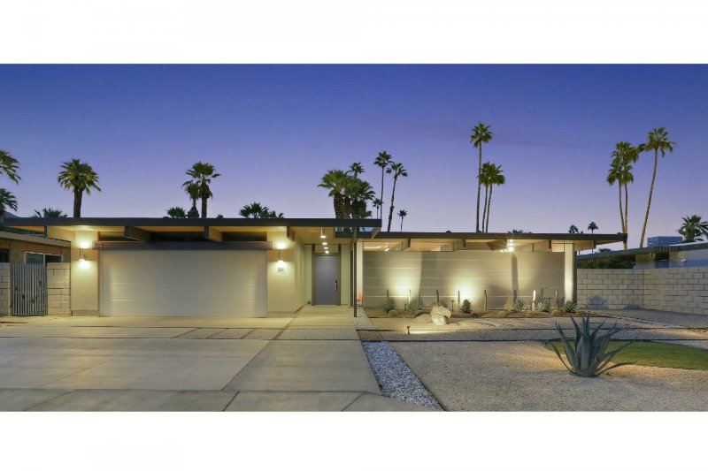 iLikeEiCH • Post & Beam • Pool • Spa • Mountain Views, holiday rental in Palm Springs