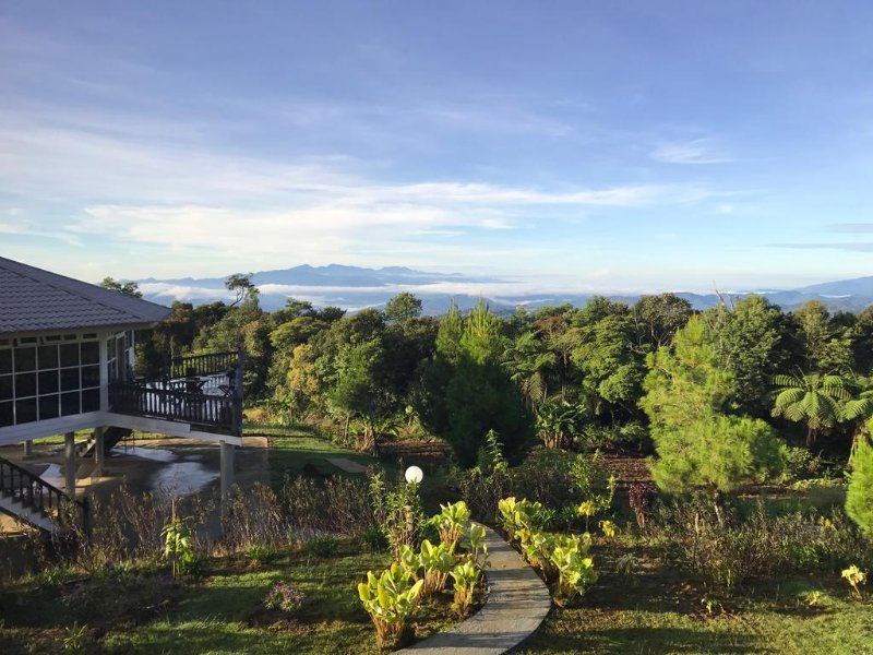 Mesilau Mountain Retreats - Luxury Edition, holiday rental in Sabah