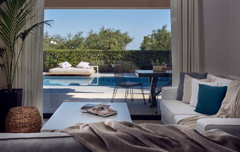 Cielo Luxury Villas-Villa Marietta, vacation rental in Bochali