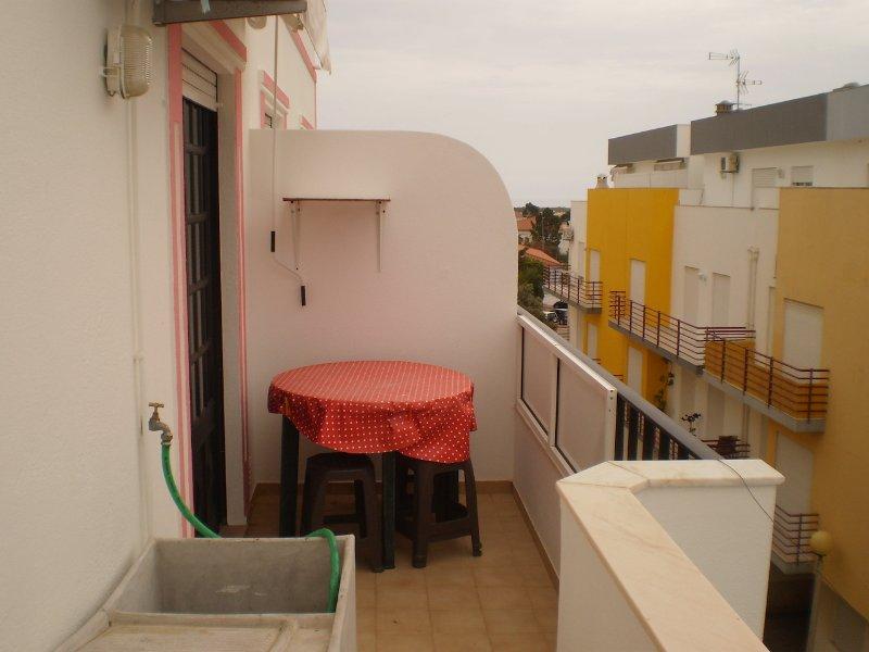Keaton Blue Apartment, Manta Rota, Algarve, alquiler de vacaciones en Vila Nova de Cacela