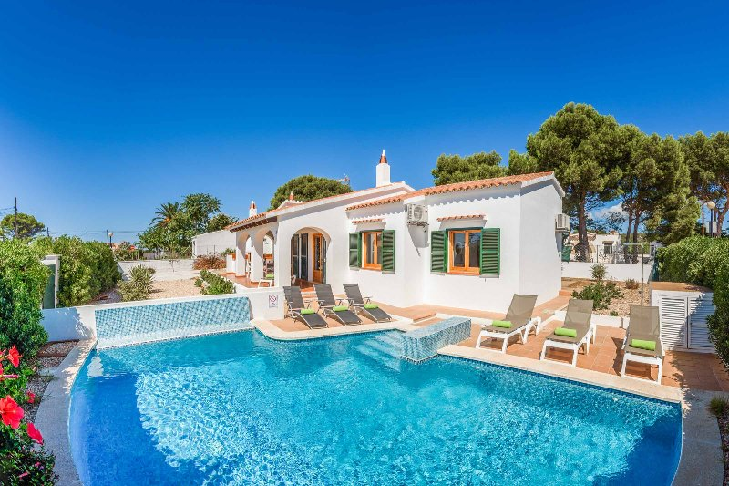 Villa Gabriel, vacation rental in Cala Llonga