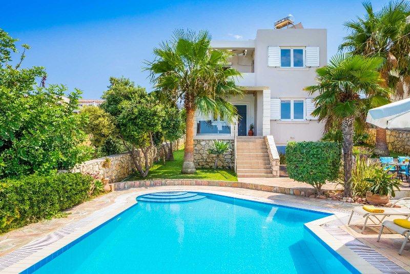 Villa Nikos, vacation rental in Almyrida