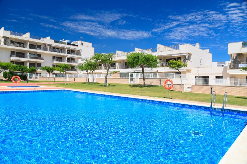 Apartamento Familiar · AACC · Parking · Piscina · UHC LAS DUNAS 178, alquiler de vacaciones en Masboquera