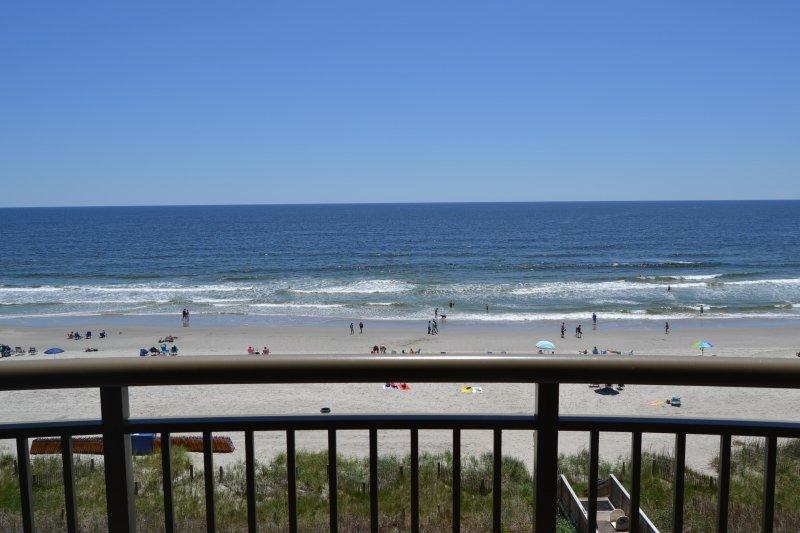 Mar Vista Grande Condo,3BR/sought after oceanfront condo, N. Myrtle Beach, holiday rental in Longs