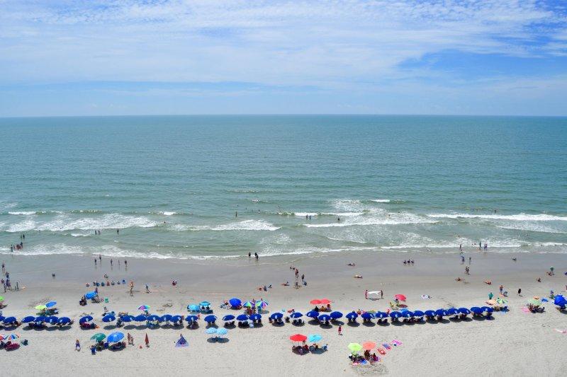 Direct oceanfront views