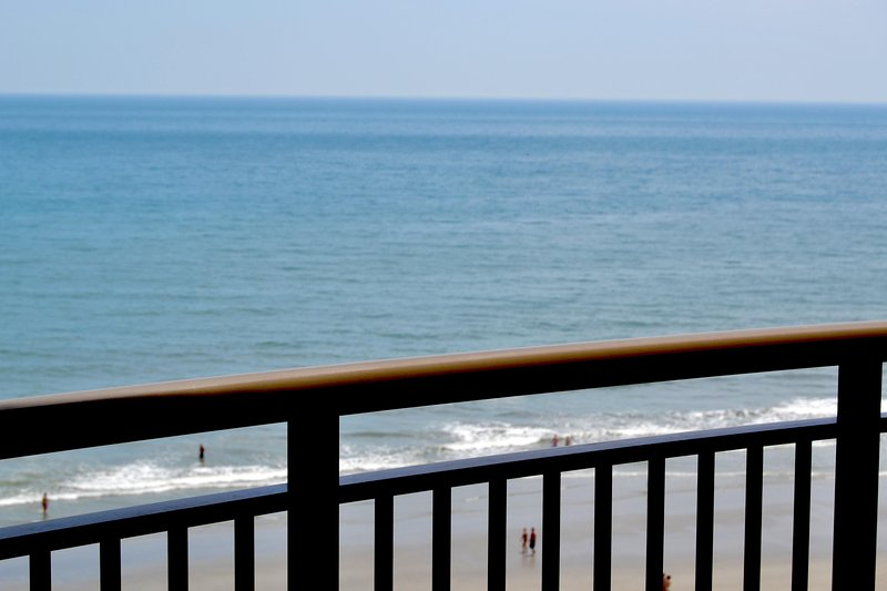 Magníficas vistas al océano