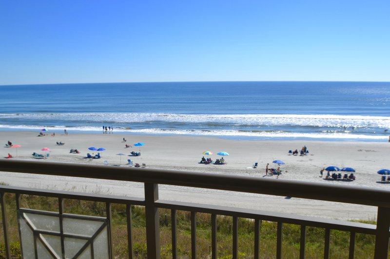 Stunning Mar Vista Grande Direct Oceanfront Condo 3br 3ba North Myrtle Beach Sc