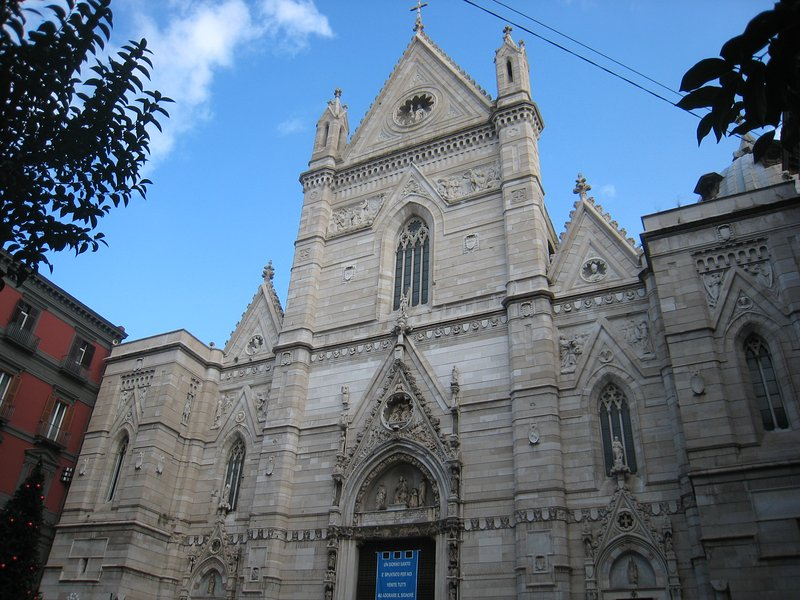 CATHEDRAL OF NAPLES