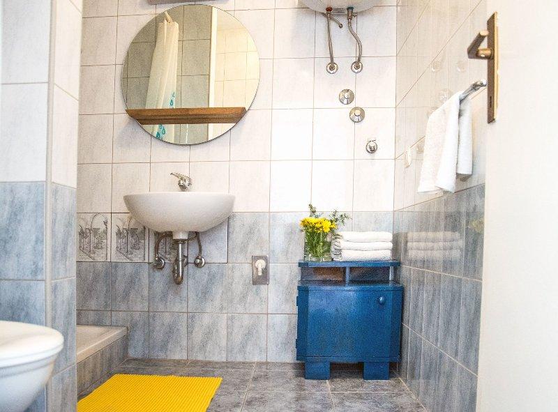A1 (5): salle de bain avec WC