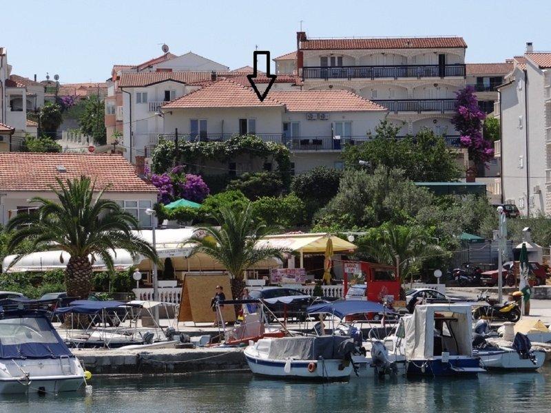 Mara A3(4+1) - Okrug Gornji, vacation rental in Ciovo Island