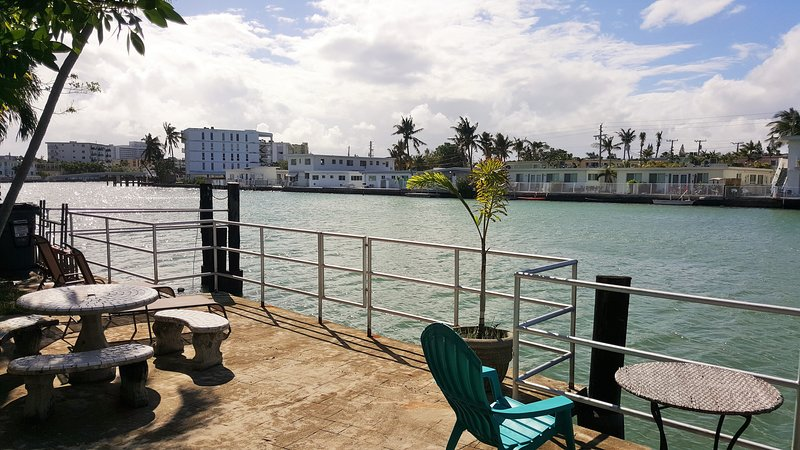 Amazing 1 Bdr on Miami, vacation rental in North Bay Village
