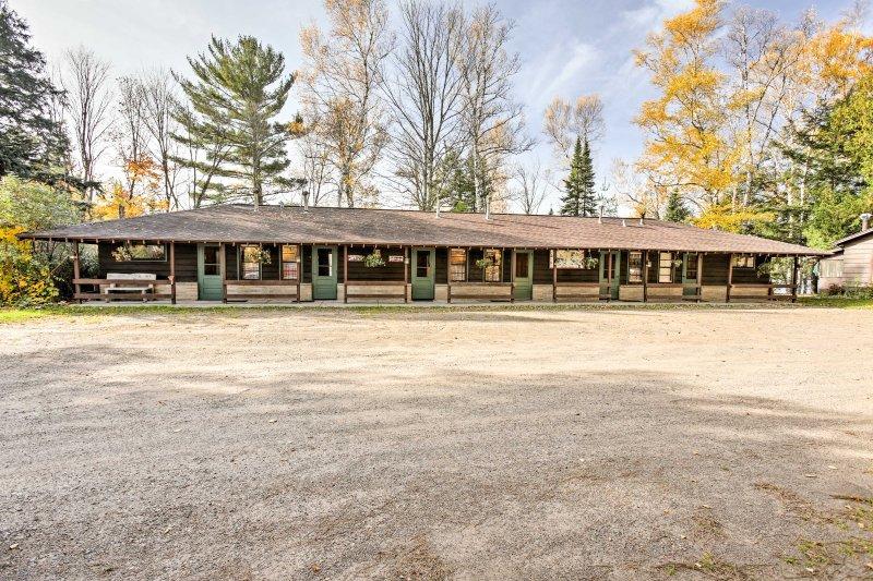 Este condominio Winchester es el destino perfecto para su próxima aventura lago!