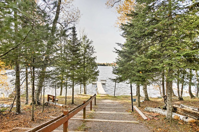 Runaway to Rest Lake and stay at this vacation rental condo in Winchester.