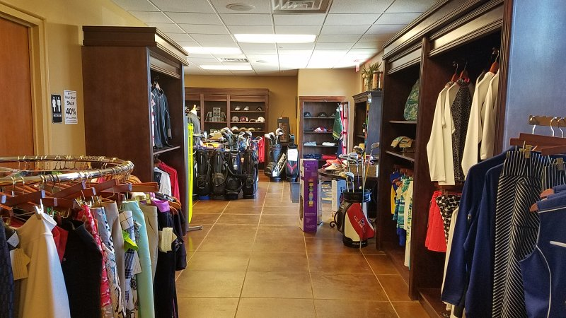 Golf Pro Shop presso il Country Club