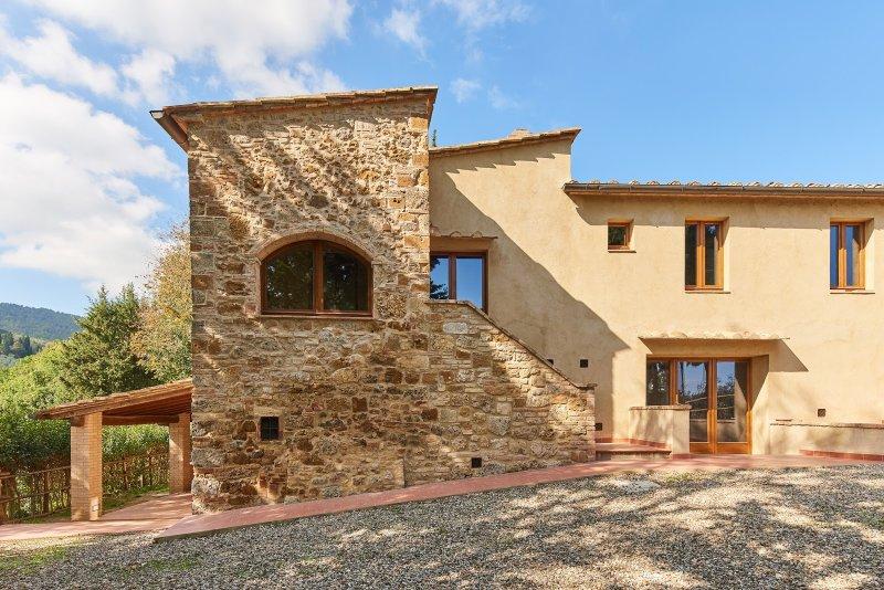 Casale Tralci_San Gimignano_1