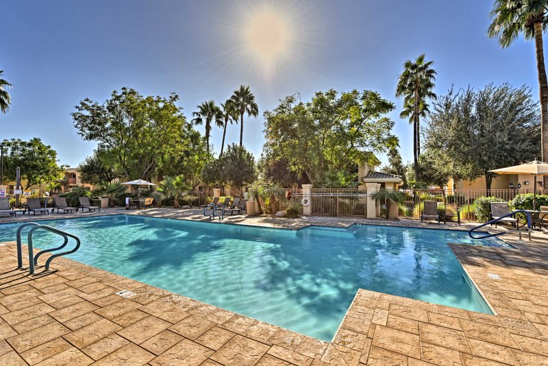 Enjoy a relaxing stay at this Phoenix vacation rental!