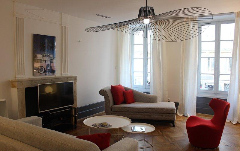 Bel appartement de centre ville, alquiler vacacional en Le Bouscat