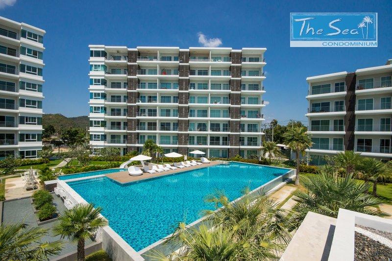 The sea codominium, Pranburi, vacation rental in Pranburi