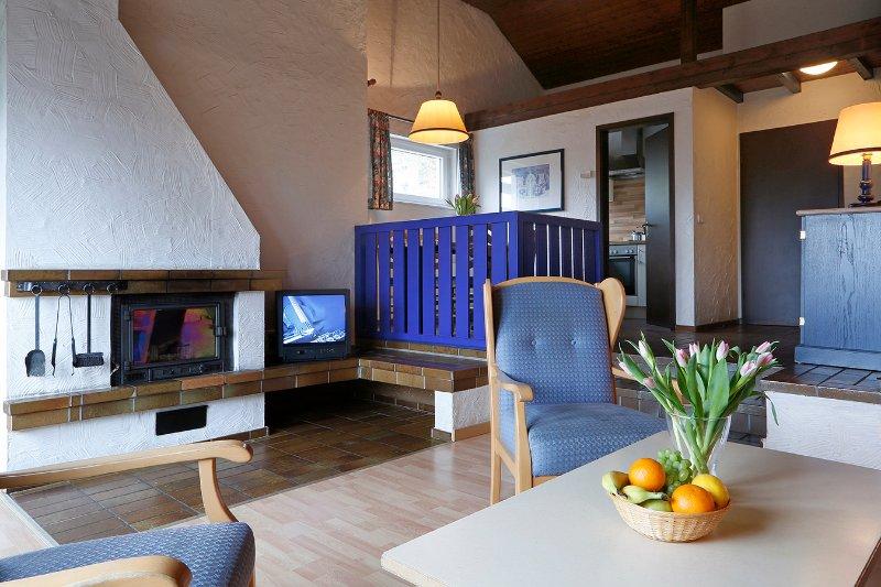 Landhaus Wald und See 2, holiday rental in Malberg