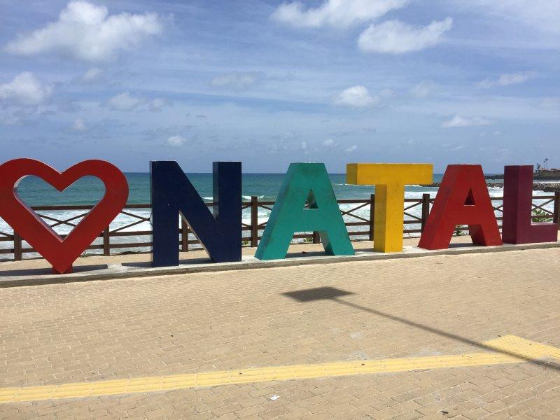 Ponta  Negra Apartamento vista para o Mar, holiday rental in Natal