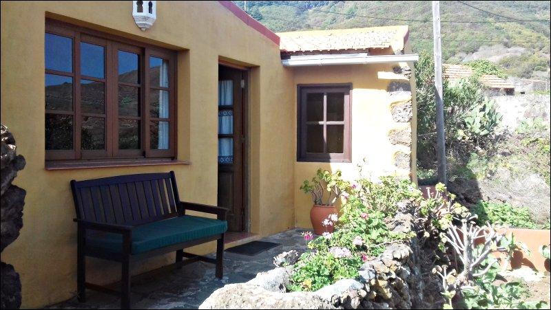 casa Sanjora, alquiler de vacaciones en El Hierro