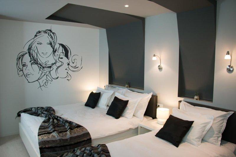 Villa Downtown Mostar Gray Apartment, casa vacanza a Siroki Brijeg