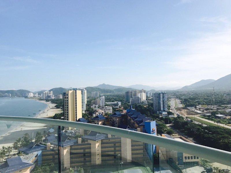 Espectacular Apartamento Bello Horizonte, holiday rental in Cienaga