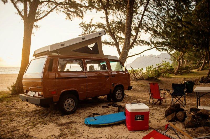 619c5828a7 Oahu Camper Van for Hire. See Hawaii your way in a Classic VW pop top  Camper Van UPDATED 2019 - TripAdvisor - Kahala Vacation Rental