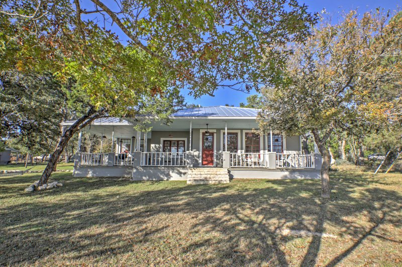 Escape to this charming vacation rental house in Boerne for the ultimate Texas getaway!