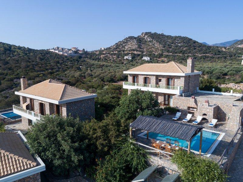 Beautiful Seaside Villa in Crete, holiday rental in Amoudara