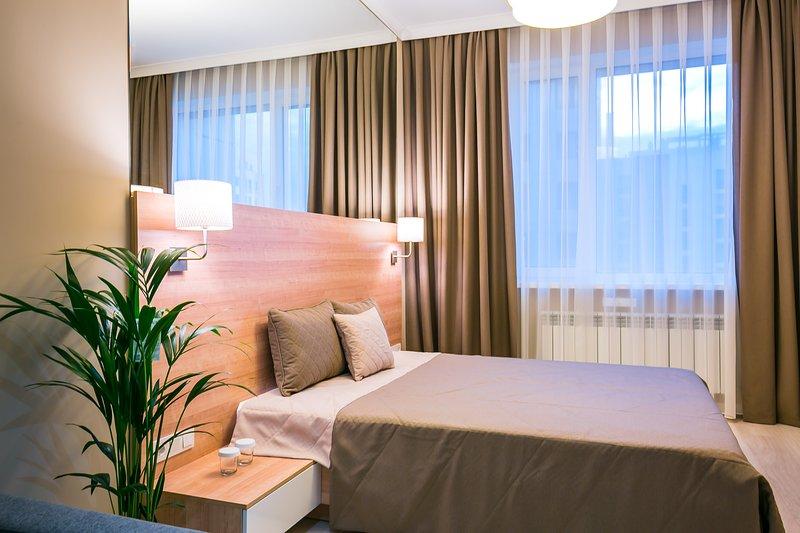 Eco Apart Hotel, Ferienwohnung in Nur-Sultan