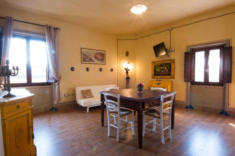 Bell apartment (2/4 people) - Tuscany, location de vacances à San Giustino