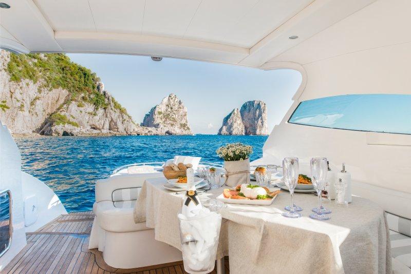 Sundek with Mediterranean Lunch