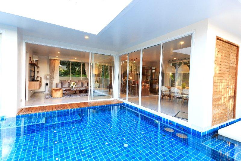 Phuket - Villa Kris, holiday rental in Phuket Town