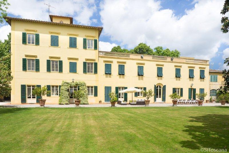 Villa Ravano, alquiler vacacional en Vecchiano