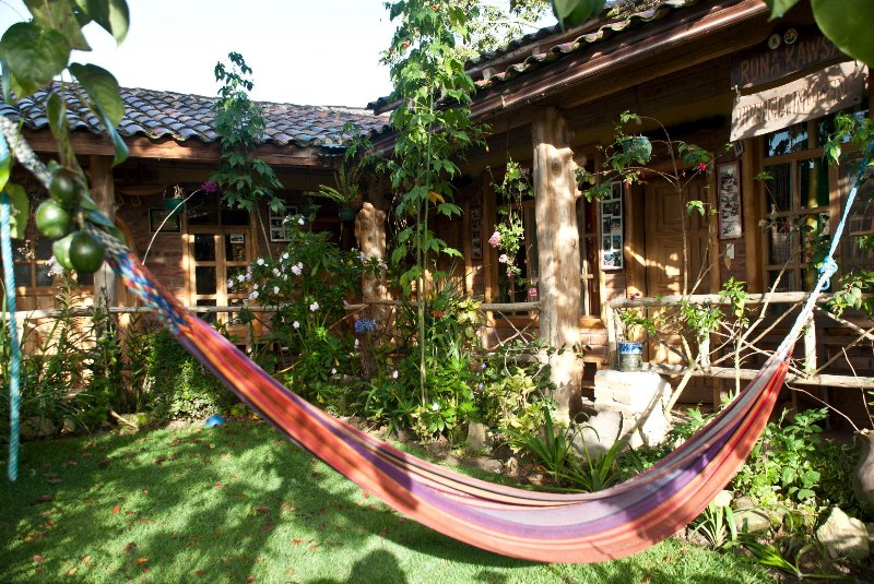 QUICHUA HOMESTAY LODGE, location de vacances à Cotacachi