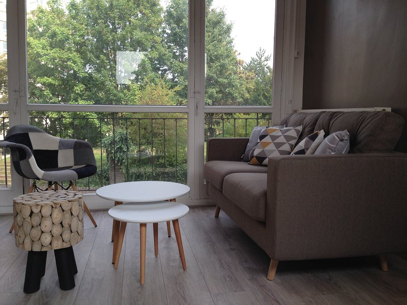 Studio Lille Hypercentre, vacation rental in Mouvaux