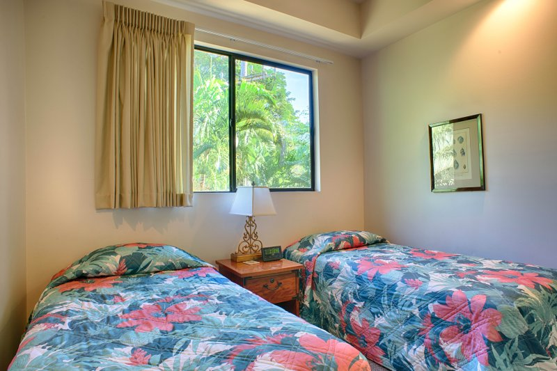Tercera habitación: dos camas individuales
