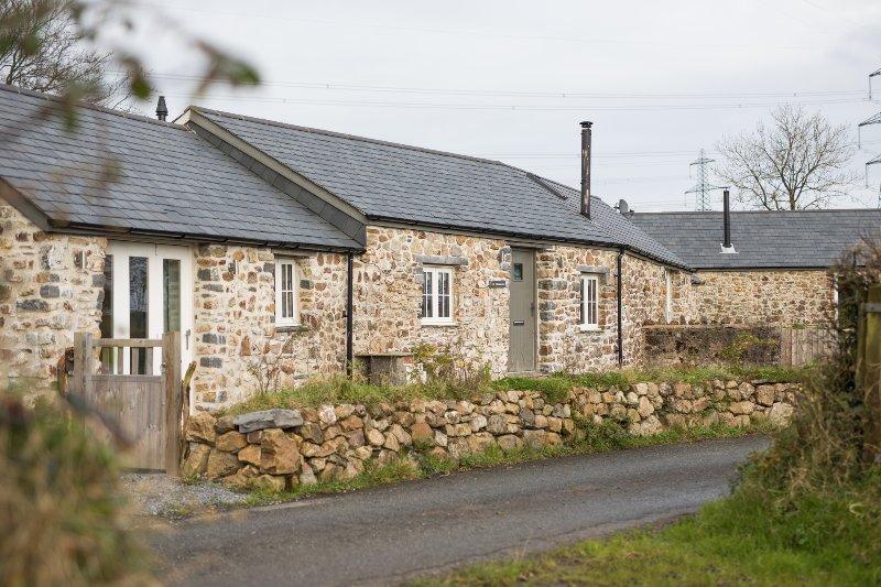 Luxury Cottage, Rural Views with Log Burner near Saundersfoot and Tenby, holiday rental in Llanteg