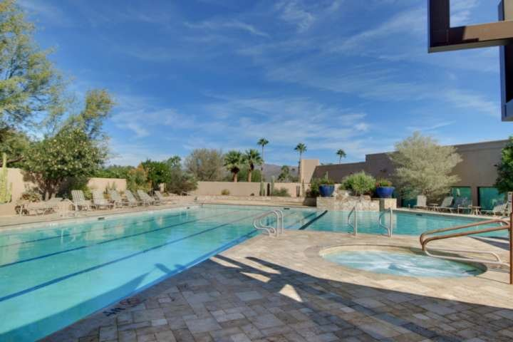 Theres lots to do! Enjoy Golf, Heated Pools, Spa, Tennis, Hiking, biking, jogging and walking trails all around the Rio Verde area