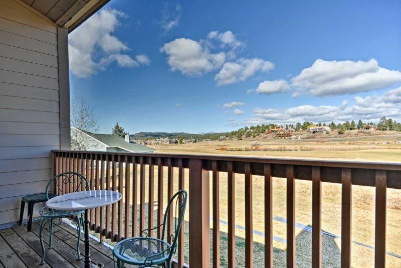 Condo W Balcony Amp Mtn View Near Dt Pagosa Springs Updated