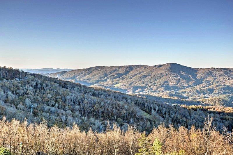 Skiing, hiking mountain biking, rafting, fishing and more can all be enjoyed!