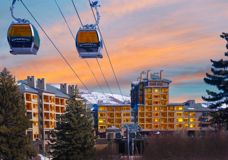 Direct gondola access .   Connects with Lower Beaver Creek Express Lift