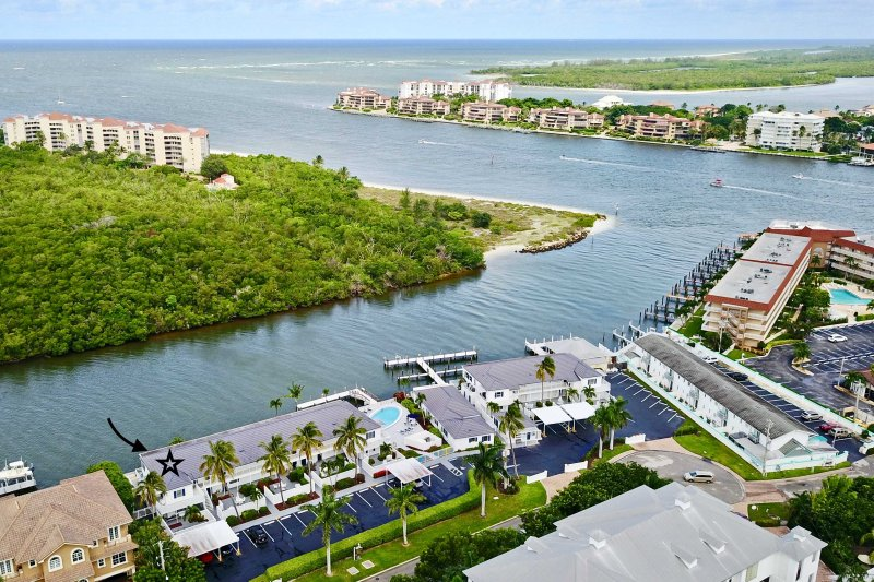 Admire the stunning views of Marco Island from this vacation rental!