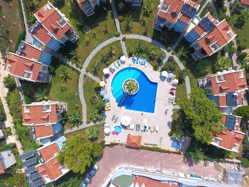 Hisar Garden Violet 4, holiday rental in Hisaronu